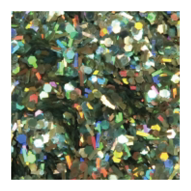 Stamps by Chloe Emerald Forest Sparkelicious Glitter 1/2oz Jar