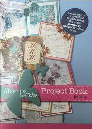 Stamps by Chloe Issue 4 Project Book
