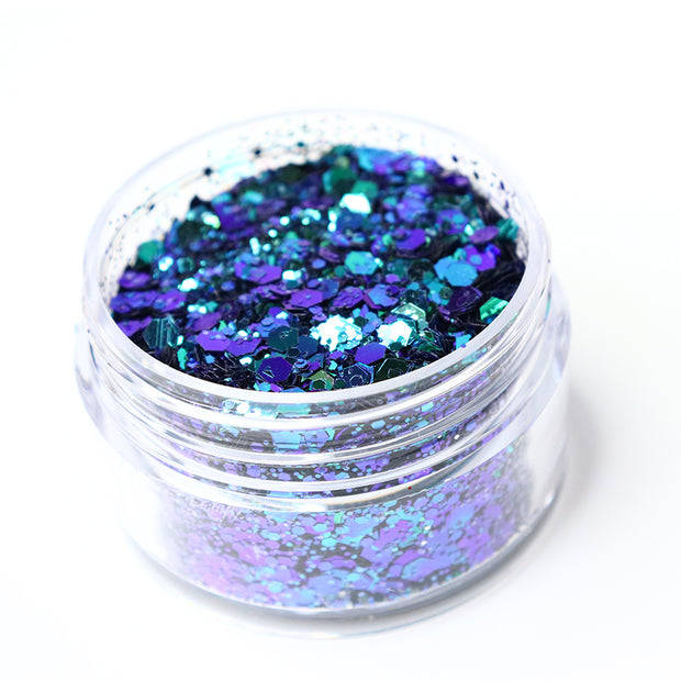 Sparkelicious Lumiere Glitter - Peacock Medley