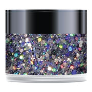Stamps by Chloe Disco Fever Sparkelicious Glitter 1/2oz Jar