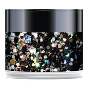 Stamps by Chloe Midnight Sky Sparkelicious Glitter 1/2oz Jar