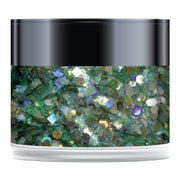 Stamps by Chloe Secret Garden Sparkelicious Glitter 1/2oz Jar