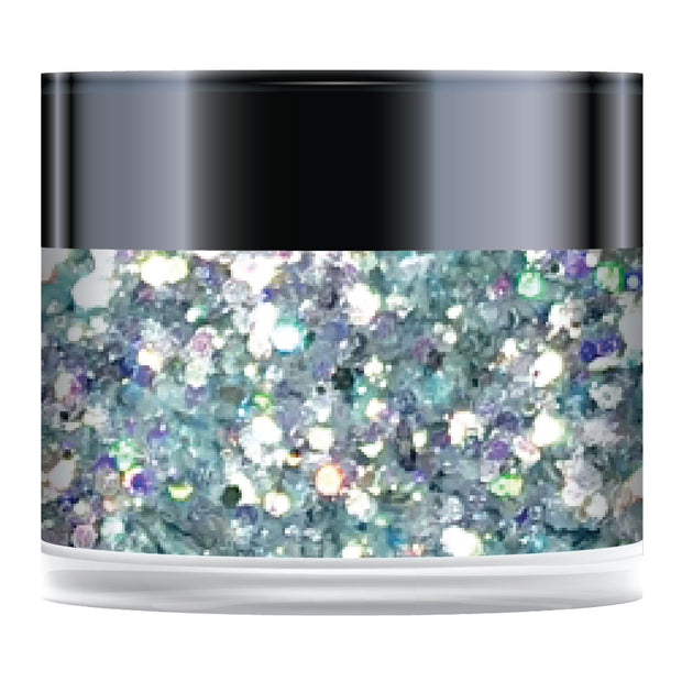 Stamps by Chloe Skys the Limit Sparkelicious Glitter 1/2oz Jar