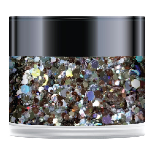 Stamps by Chloe Starlight Sparkelicious Glitter 1/2oz Jar