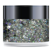 Stamps by Chloe Starlit Sky Sparkelicious Glitter 2oz Large Jar