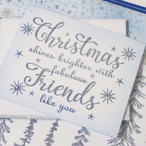 Stamps by Chloe Christmas Friends Clear Stamp