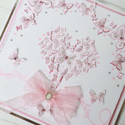 Stamps by Chloe Butterfly Heart Clear Stamp