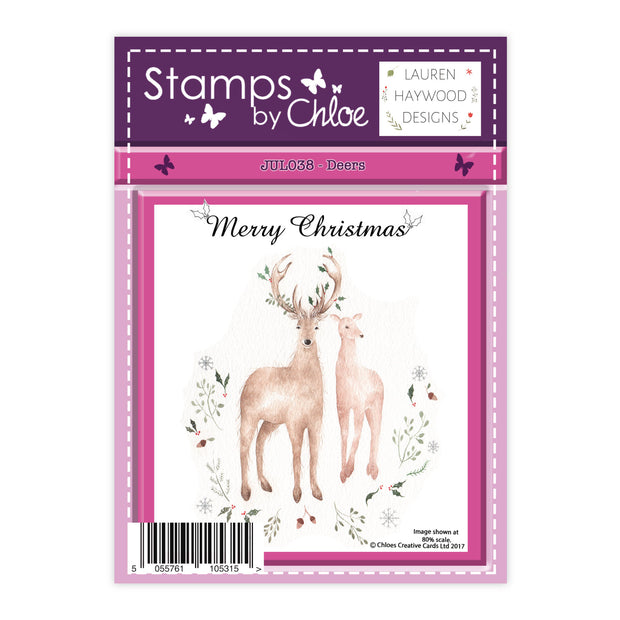 Stamps by Chloe Deers Clear Stamp