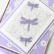 Stamps by Chloe Dragonfly Panel Stamp