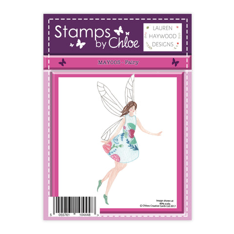 Stamps by Chloe Fairy Clear Stamp