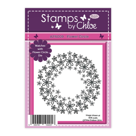 Stamps by Chloe Flower Circle