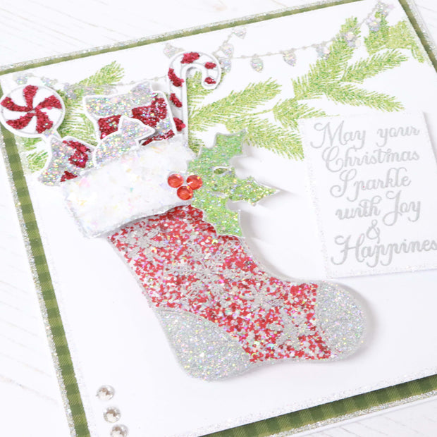 Stamps by Chloe Garland and Fairy Lights Clear Stamp