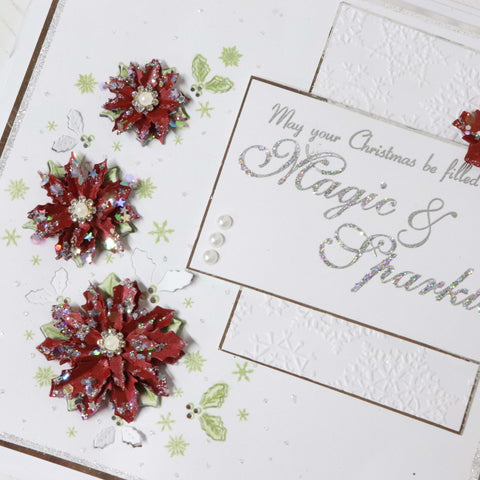Stamps by Chloe Holly Flower Arch Clear Stamp
