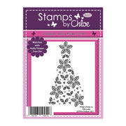 Stamps by Chloe Holly Flower Tree Clear Stamp