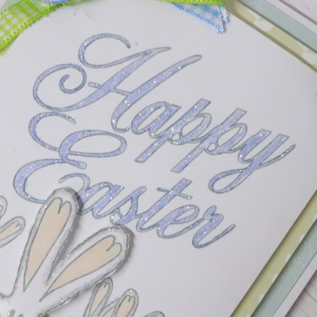 Stamps by Chloe Large Happy Easter Clear Stamp