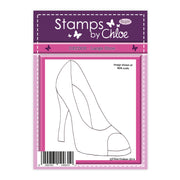 Stamps by Chloe Large Shoe Clear Stamp