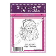 Stamps by Chloe Santa Clear Stamp