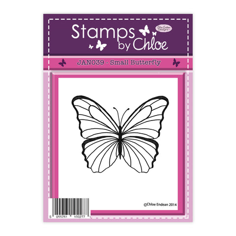 Stamps by Chloe Small Butterfly Clear Stamp