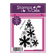 Stamps by Chloe Snowflake Tree Clear Stamp