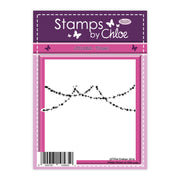 Stamps by Chloe Tinsel Clear Stamp