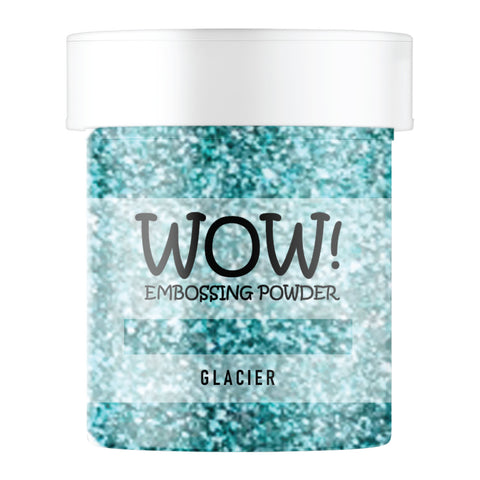 Stamps by Chloe WOW Embossing Glitter Glacier Large Jar