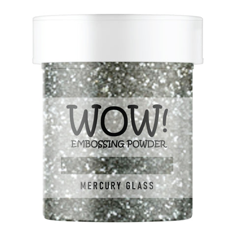 Stamps by Chloe WOW Embossing Glitter Mercury Glass Large Jar