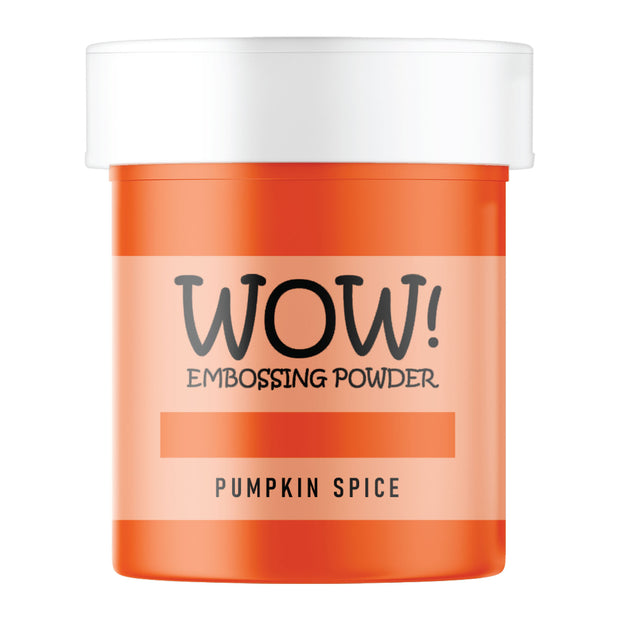 Stamps by Chloe WOW Embossing Powder Pumpkin Spice