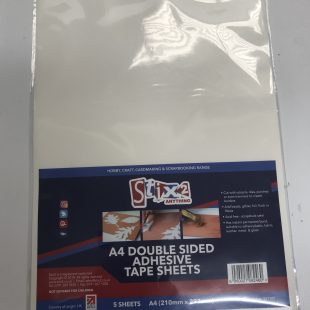 Stix 2 Double Sided Adhesive Sheets
