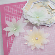Chloes Creative Cards White Vellum 50 Sheets