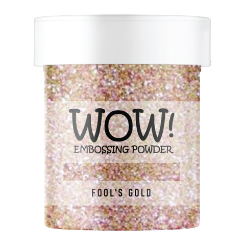 WOW Embossing Glitter Fool's Gold