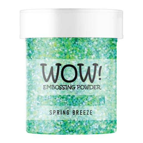 WOW Embossing Glitter Spring Breeze