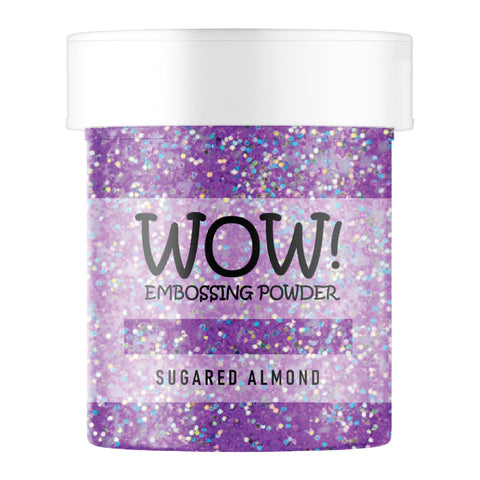 WOW Embossing Glitter Sugared Almond