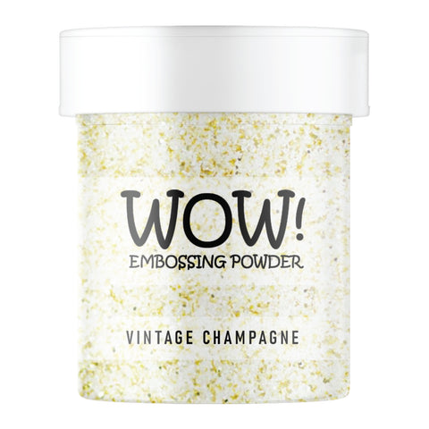 WOW Embossing Glitter Vintage Champagne