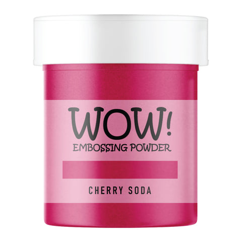 Stamps By Chloe WOW Embossing Powder Cherry Soda