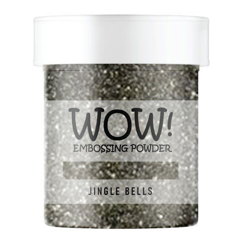 Stamps by Chloe WOW Embossing Glitter Jingle Bells Large Jar