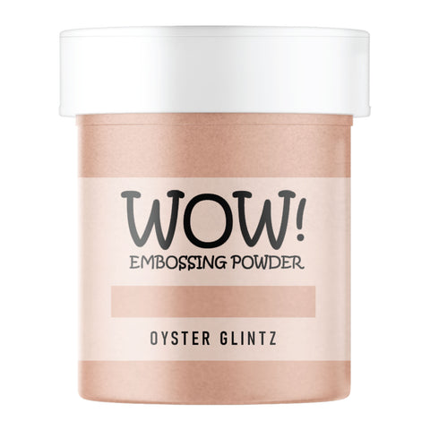 WOW Embossing Powder Oyster Glintz