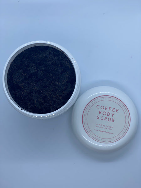 Luscious coffee Body scrub