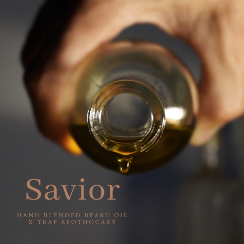 Savior Beard Oil