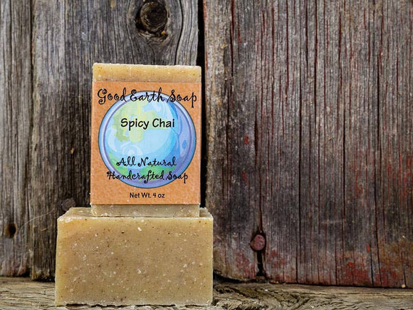 Good Earth Soap - Spicy Chai