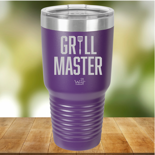 Grill Master Tumbler