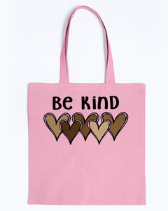 Canvas Tote - Be Kind