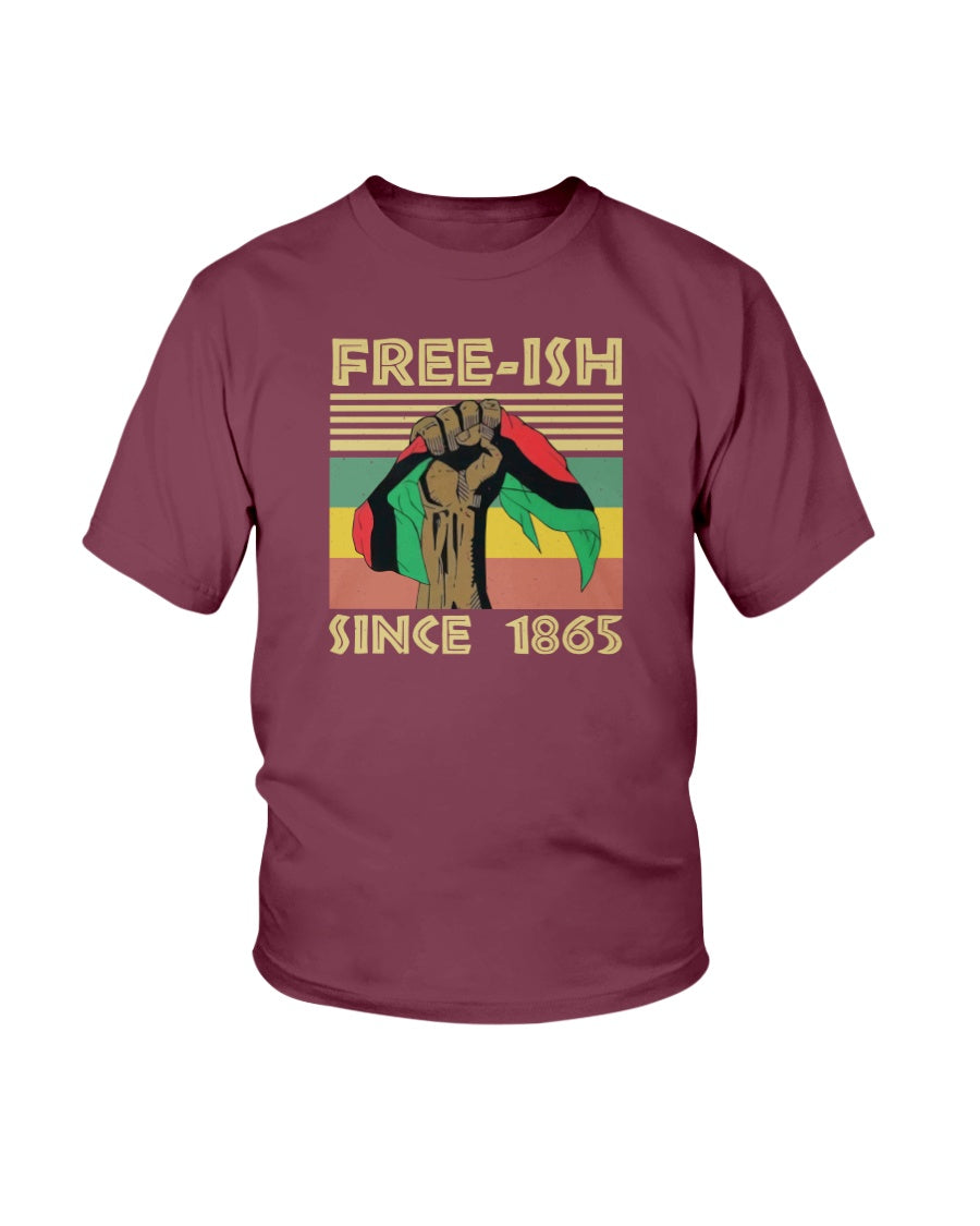 2000b - Freeish since 1865
