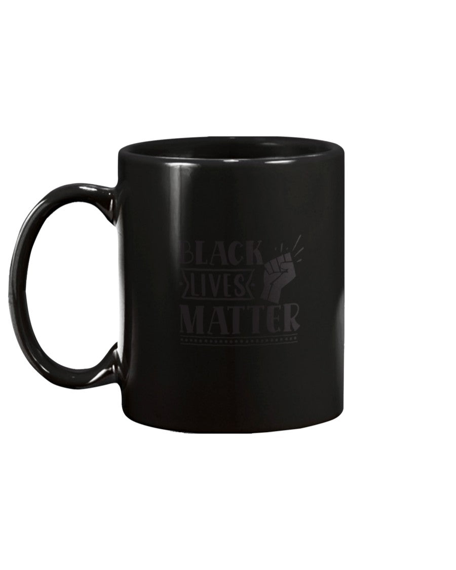 15oz Mug - Black lives matter