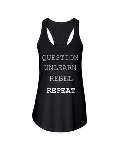 8800 - Question, unlearn, rebel, repeat