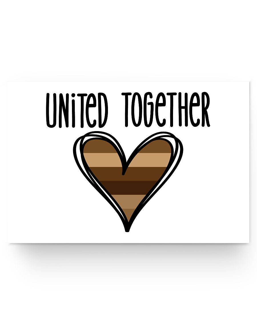 24x16 Poster - United Together