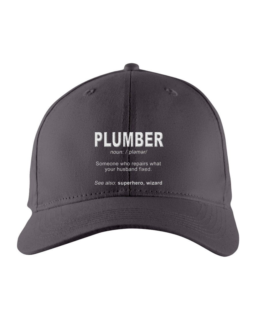 112 - Plumber: someone who repairs what's your husband fixedIf you think it's expensive hiring a good plumber try hiring a bad one
