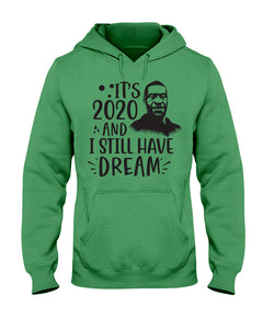 18500 -  It's 2020 and I still have a dream