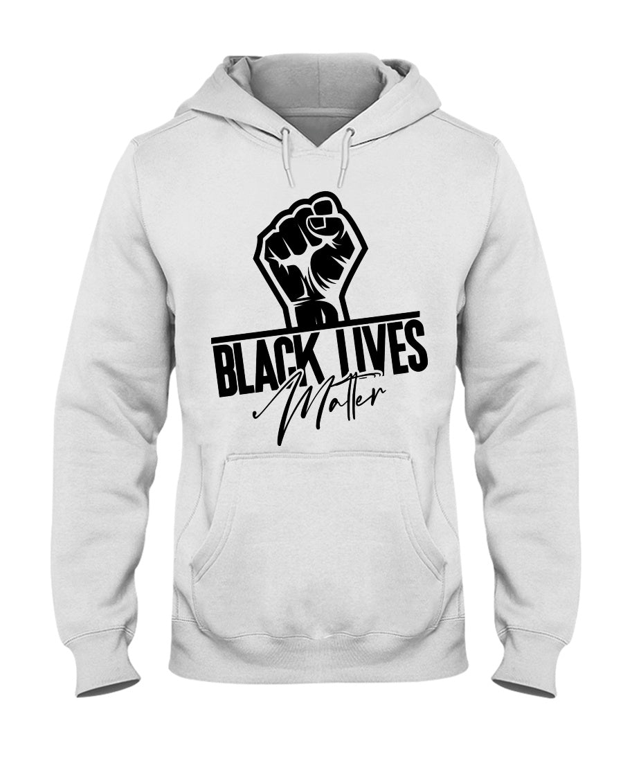 18500 -  Black lives matter fist