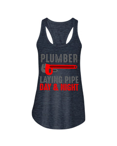 8800 - Plumber, laying pipe day and night