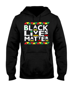 18500 -  Black lives matter white